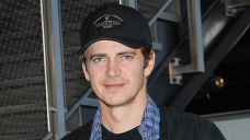 Hayden Christensen Has Barely Aged Since 'Star Wars' In Rare NYC Comic Con Appearance — Photos
