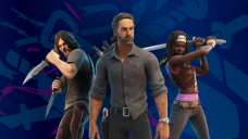 Fortnite Rick Grimes Skin Is The Newest Walking Dead Crossover