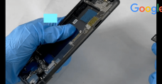 Pixel 6 assembly video leaks to show off matte sides, 4,614mAh battery, more