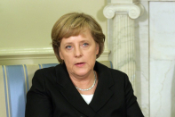 On This Day, Oct. 10: Angela Merkel becomes 1st female chancellor of Germany