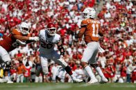 Five thoughts on the day after Texas' 55-48 loss to Oklahoma