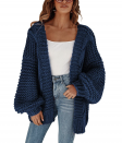 Reviewers Say This Chunky Cardigan Looks More Expensive Than It Is