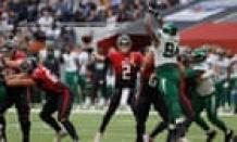 Atlanta Falcons' Matt Ryan enters history books in win over New York Jets