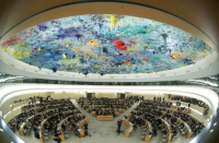 UK, Germany to let UN Durban resolution pass after boycotting last month