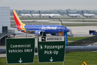 Southwest Airlines cancels 1,800 flights, blaming weather and staffing