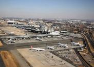 SOS: Saving Johannesburg's status as preferred airport hub