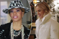 'RHOSLC' recap: Mary Cosby calls Whitney Rose insecure after Lisa Barlow feud