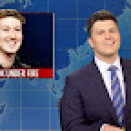 'SNL' pulls no punches in ridiculing Mark Zuckerberg amidst Facebook chaos