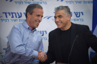 Lapid defends Stern, rejects claims of shredding harassment complaints