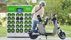 Gogoro starts battery swaps in its biggest – and toughest – market yet