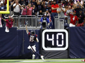 Texans WR Brandin Cooks pleased to see Chris Moore step up against the Patriots