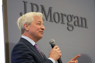 JPMorgan's Dimon says supply chain hiccups will soon ease, points to extraordinary consumer demand