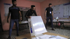 Record-low voter turnout for Iraq election