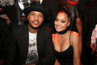 La La Anthony Says Carmelo Anthony Divorce 'Hit Me Really Hard'