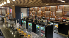 Your first look inside the new Amex Centurion Lounge at Heathrow Airport