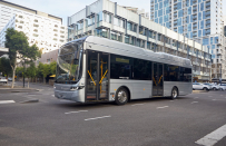 Electric busses are hitting Australian streets and Volvo commit to sustainably manage the batteries