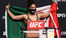 Loopy Godinez gets record turnaround, replaces Sijara Eubanks at UFC Fight Night 195