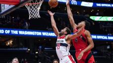 Flynn, Dekker rally Raptors to preseason win over Wizards