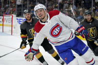Montreal Canadiens sign forward Suzuki to 8-year contract extension