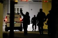 Suspect arrested…