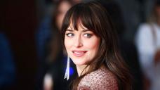 Dakota Johnson Sparkles In Sheer Dress At 'The Lost Daughter' London Premiere