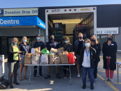 London Food Bank announces record-breaking Thanksgiving drive
