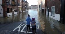 U.K. Agency Issues Climate Change Warning Before U.N. Summit