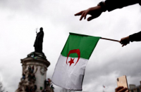 Algeria claims foiled armed attack supported by 'Zionist entity'