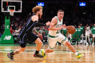 A youthful Celtics group falls to Magic on last-second drama in penultimate preseason game