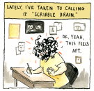A Bad Case of Scribble Brain