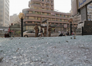 Lebanon protest chaos revives civil war ghost